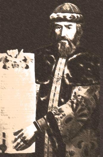 Григорий Засекин
