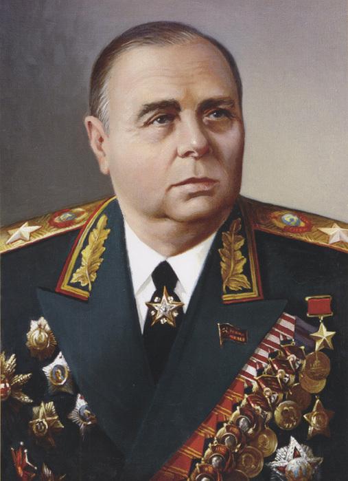 Мерецков К.А.