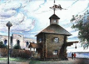 Самарская крепость